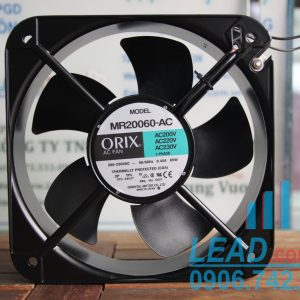 Quạt ORIX MR20060-AC, 220v, 200x200x60mm