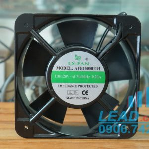 Quạt AC LX-FAN AFB1505011H 110,120V 150x150x50mm