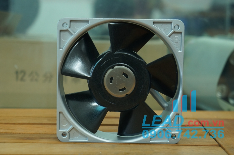 Quạt hút AC STYLE FAN UP12D23, 230VAC, 120x120x38mm