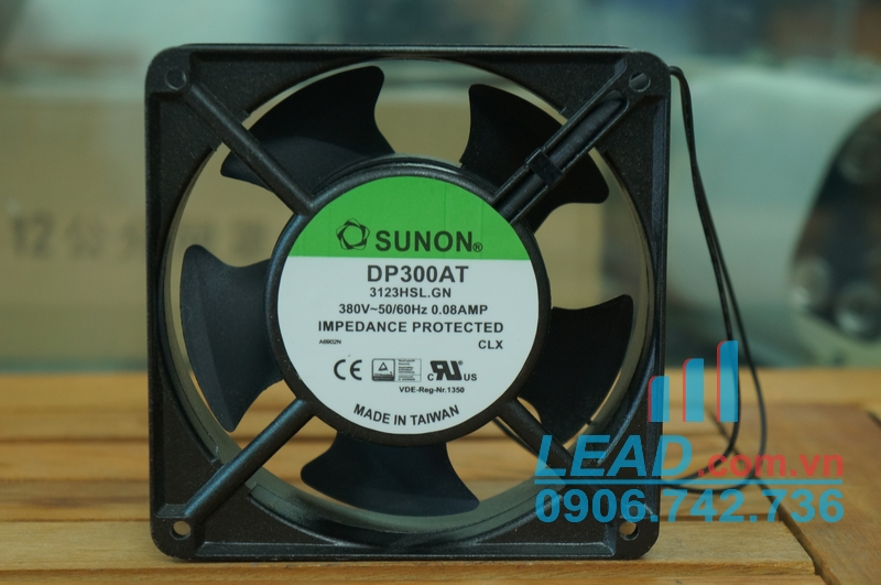 Quạt AC SUNON DP300AT 3123HSL.GN 380V 120x120x25mm