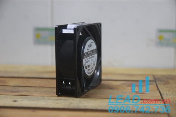 Quạt hút ADDA AA8251MB-AT, 110-120VAC, 80x80x25mm