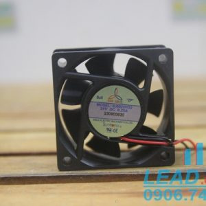 Quạt Suntronix SJ6025HD2, 24VDC, 60x60x25mm