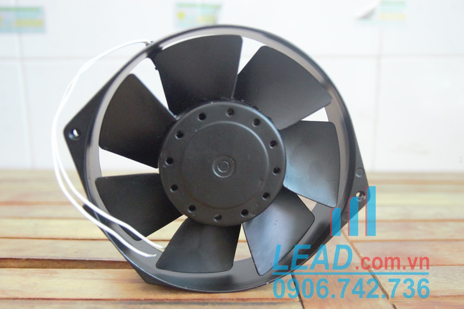 Quạt ROYAL FAN T796C, 220VAC, 172x150x38mm