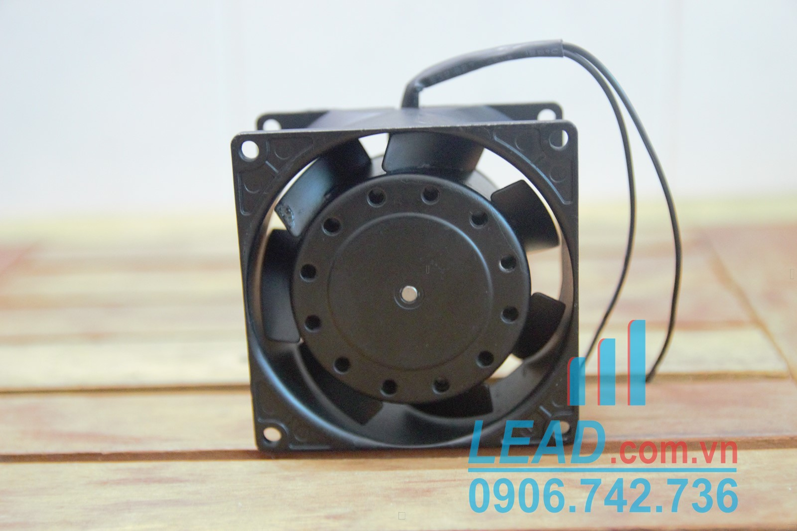 Quạt STYLE FAN UP80DL10, 100VAC, 80x80x38mm