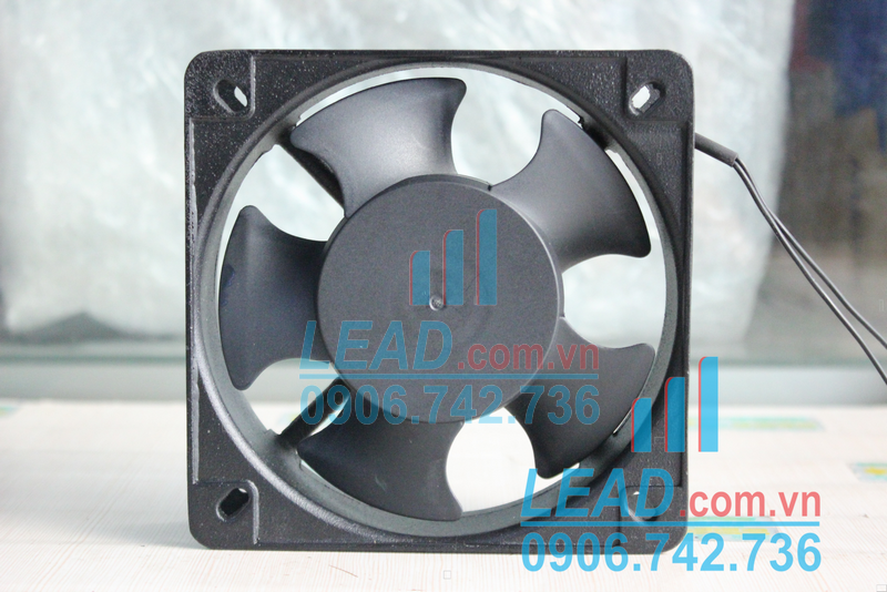 Quạt hút AXIAL FAN G13538HA2BL, 220VAC, 135x135x38mm